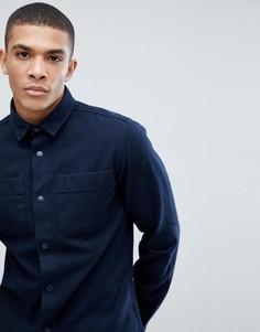 Рубашка Jack & Jones Premium - Темно-синий