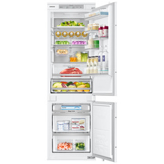 Встраиваемый холодильник комби Samsung