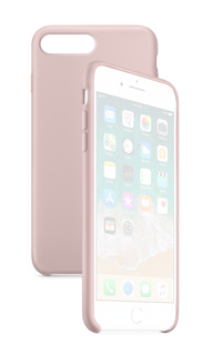 Аксессуар Чехол APPLE iPhone 8 Plus / 7 Plus Silicone Case Pink Sand MQH22ZM/A