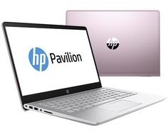 Ноутбук HP Pavilion 14-bf005ur 2CV32EA (Intel Core i3-7100U 2.4 GHz/4096Mb/1000Gb/No ODD/Intel HD Graphics/Wi-Fi/Cam/14.0/1920x1080/Windows 10 64-bit)