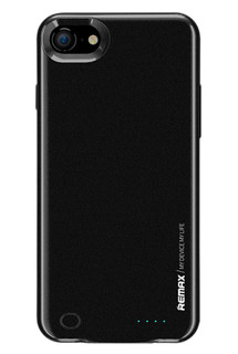 Аксессуар Чехол-аккумулятор Remax Energy Jacket для iPhone 7 2400mAh Black