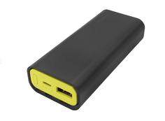 Аккумулятор Rock P14 Power Bank 5200mAh Black RMP0332