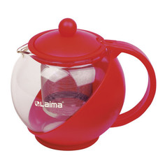 Чайник заварочный Лайма Бергамот 750ml Red 601374