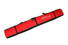 Аксессуар Кофр для горных лыж Формула зима Voyage-1 180 Red 51011