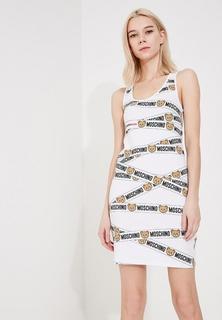 Платье домашнее Moschino