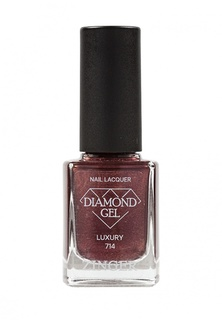 Лак для ногтей Zinger DIAMOND GEL