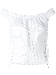 блузка-корсет Dolce & Gabbana