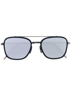 солнцезащитные очки-авиаторы Thom Browne Eyewear