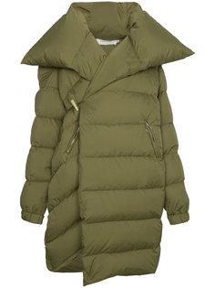 стеганое оверсайз-пальто  Marquesalmeida Marquesalmeida