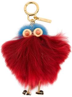 брелок для ключей Monster Eyes Fendi