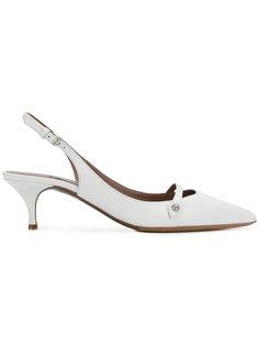 туфли-лодочки с открытой пяткой Tabitha Simmons