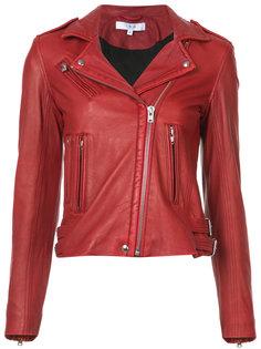классическая байкерская куртка Iro