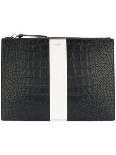 colour-block zip pouch Givenchy