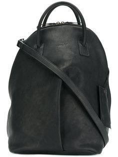 рюкзак с тиснением логотипа Marsèll