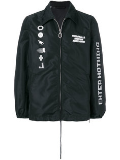 куртка-бомбер Enter Nothing Lanvin