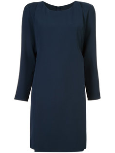 мини-платье со складками Emporio Armani