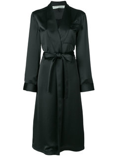 пальто с поясом  Off-White