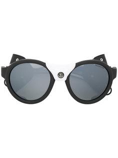 солнцезащитные очки в стиле оверсайз Moncler Eyewear