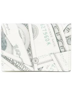 кошелек для мелочи с мотивами доллара Maison Margiela