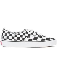 кроссовки Checkerboard Authentic Vans