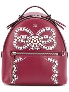 embellished backpack Fendi