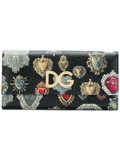 кошелек с откидным верхом Dolce & Gabbana