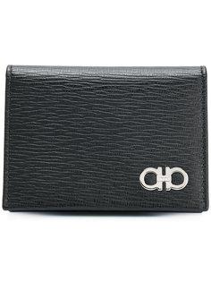 double Gancio foldover wallet Salvatore Ferragamo