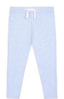 Хлопковые брюки на кулиске Polo Ralph Lauren