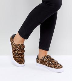 Кроссовки для широкой стопы с ремешками ASOS DIDI - Мульти