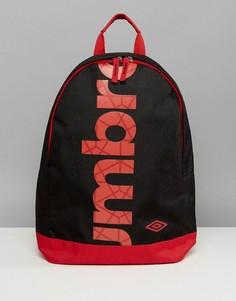 Рюкзак с логотипом Umbro - Черный