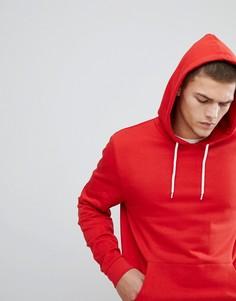Красное худи ASOS - Красный