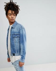 Мужские джинсовые куртки Sixth June