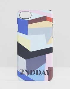 Чехол для iPhone 7 с принтом 2nd Day - Мульти
