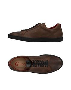 Низкие кеды и кроссовки G One