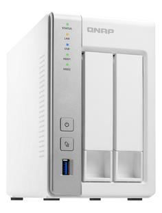 Сетевое хранилище QNAP D2