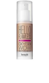 Hello flawless! oxygen wow liquid foundation - Benefit Cosmetics
