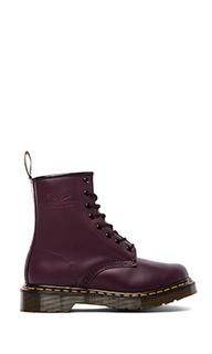 Ботинки iconic с 8 глазками для шнуровки - Dr. Martens