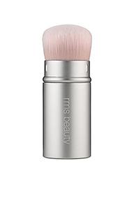 Кисть для макияжа kabuki polisher - RMS Beauty