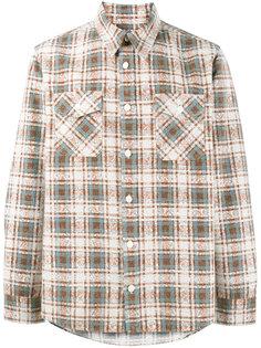 5b6d3d0758f Мужские рубашки Visvim – купить рубашку в интернет-магазине