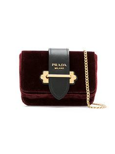 PRADA 1BL0042ENUVOCO F0BXM  Leather/Fur/Exotic Skins->Calf Leather Prada