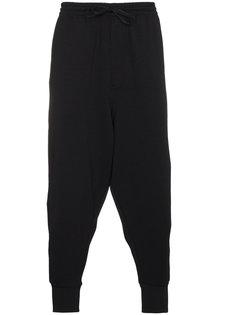 спортивные брюки с полосками по бокам Y-3
