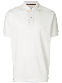 stripe detail polo shirt Paul Smith