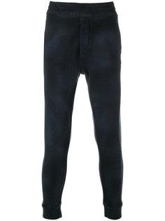 спортивные брюки с линялым эффектом Avant Toi