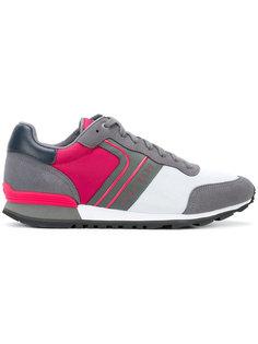 кроссовки с панельным дизайном Boss Hugo Boss