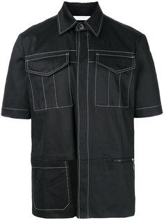 джинсовая куртка с короткими рукавами Delada