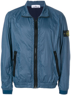 легкая куртка с нашивкой логотипа Stone Island