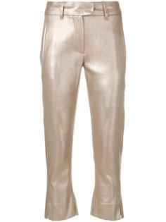 укороченные брюки Ann Demeulemeester