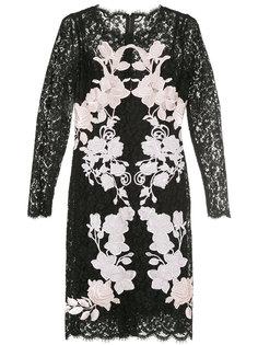 платье из цветочного кружева Dolce & Gabbana