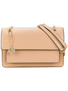 classic flap shoulder bag DKNY