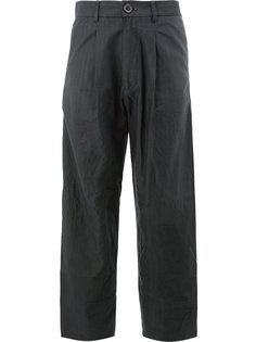 прямые брюки в тонкую полоску Geoffrey B. Small